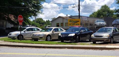 2006 Honda Accord for sale at On The Road Again Auto Sales in Doraville GA