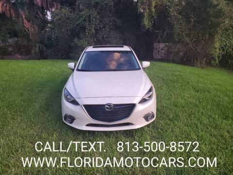 2014 Mazda MAZDA3 for sale at Florida Motocars in Tampa FL