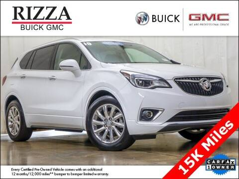 2019 Buick Envision for sale at Rizza Buick GMC Cadillac in Tinley Park IL