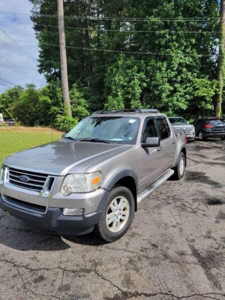2008 Ford Explorer Sport Trac for sale at BRAVA AUTO BROKERS LLC in Clarkston GA