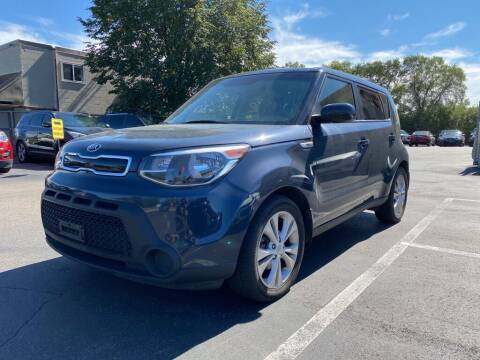 2015 Kia Soul for sale at MIDWEST CAR SEARCH in Fridley MN