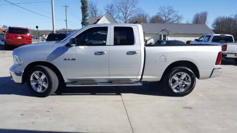2015 RAM Ram Pickup 1500 for sale at Crossroads Auto Sales LLC in Rossville GA