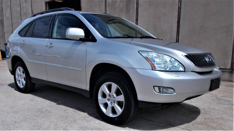2004 Lexus RX 330 for sale at M G Motor Sports in Tulsa OK