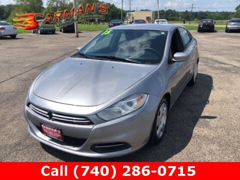 2015 Dodge Dart for sale at Carmans Used Cars & Trucks in Jackson OH