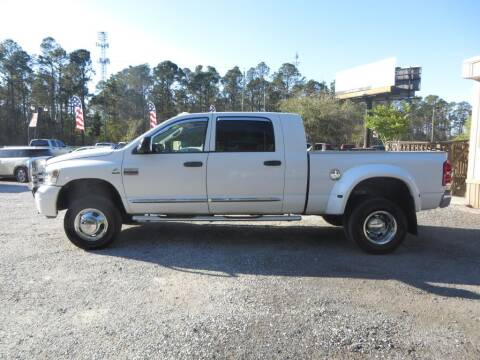 2008 Dodge Ram Pickup 3500 for sale at Ward's Motorsports in Pensacola FL