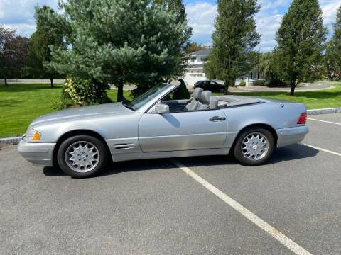 1997 Mercedes-Benz SL-Class for sale at Chris Auto South in Agawam MA