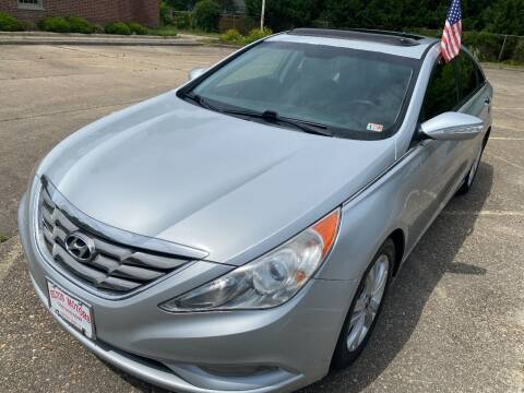 2011 Hyundai Sonata for sale at Hilton Motors Inc. in Newport News VA