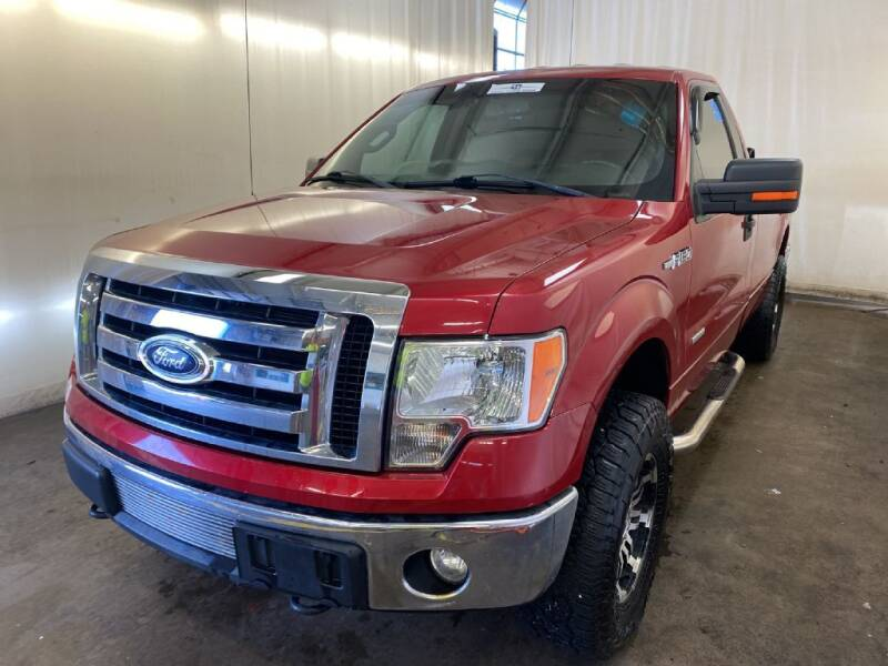 2012 Ford F-150 for sale at Doug Dawson Motor Sales in Mount Sterling KY