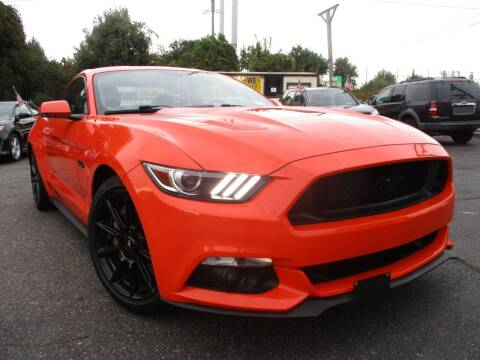 2016 Ford Mustang for sale at Unlimited Auto Sales Inc. in Mount Sinai NY