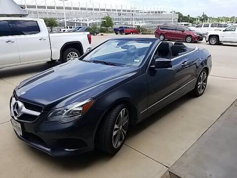 2014 Mercedes-Benz E-Class for sale at Jerry's Buick GMC in Weatherford TX