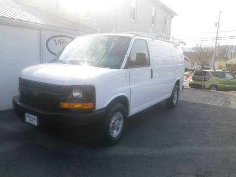 2012 Chevrolet Express Cargo for sale at VICTORY AUTO in Lewistown PA