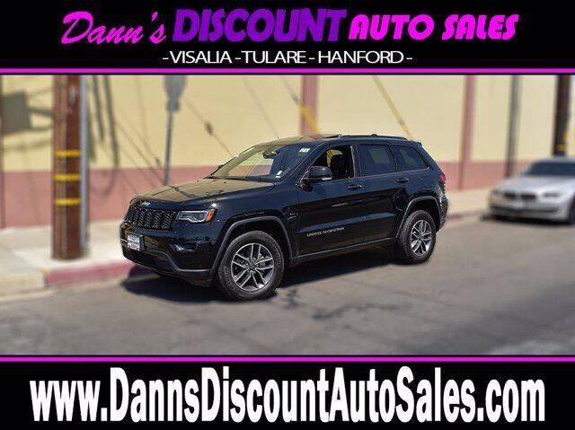 2019 Jeep Grand Cherokee for sale in Visalia, CA
