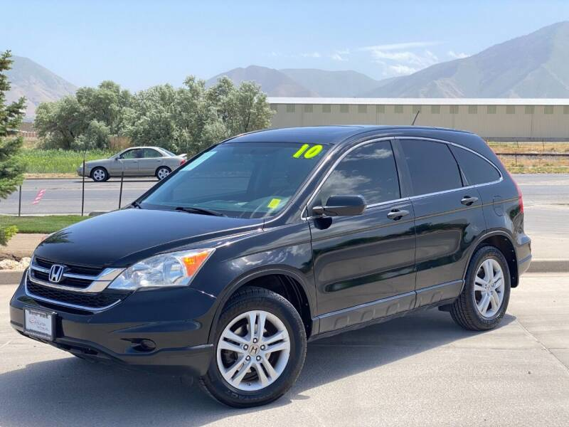 2010 Honda CR-V for sale at Evolution Auto Sales LLC in Springville UT