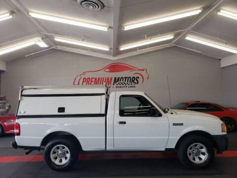2010 Ford Ranger for sale at Premium Motors in Villa Park IL
