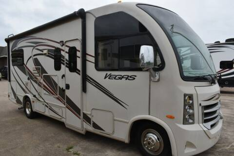 2014 Thor Industries Vegas 24.1 for sale at Buy Here Pay Here RV in Burleson TX