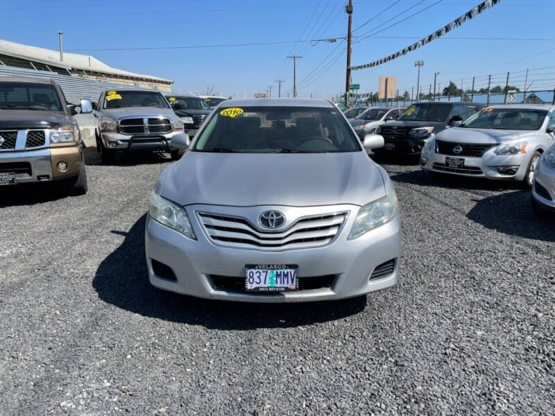2010 Toyota Camry for sale at Velascos Used Car Sales in Hermiston OR