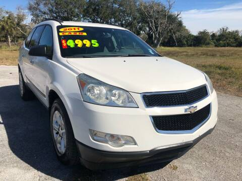 2011 Chevrolet Traverse for sale at Auto Export Pro Inc. in Orlando FL