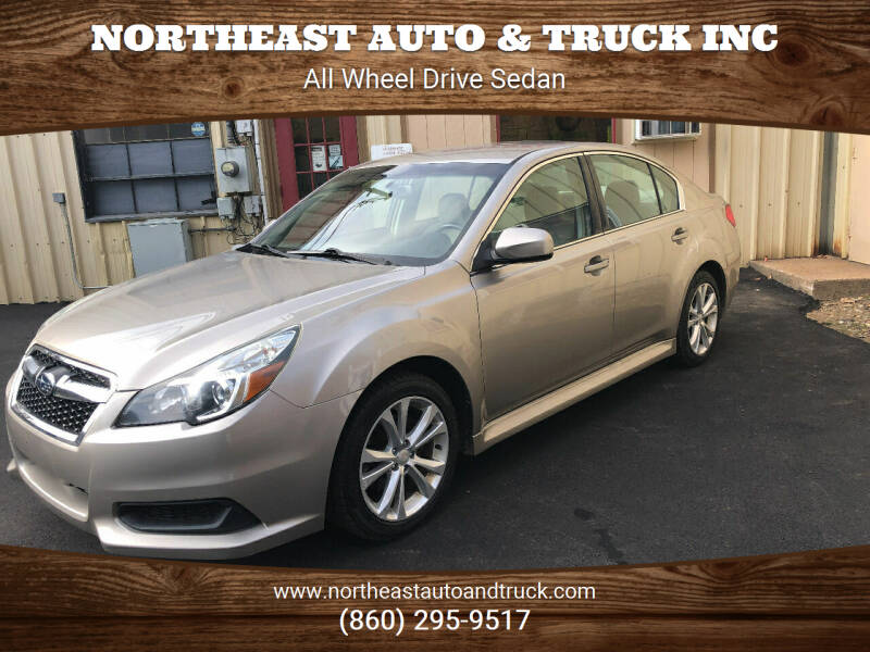 2014 Subaru Legacy for sale at Northeast Auto & Truck Inc in Marlborough CT