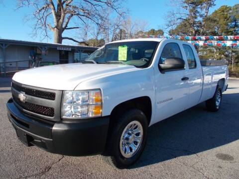 2009 Chevrolet Silverado 1500 for sale at Culpepper Auto Sales in Cullman AL