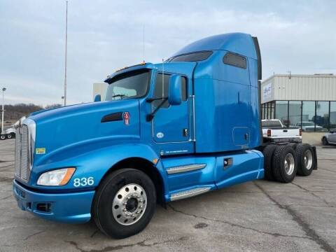 2014 Kenworth T660 for sale at N Motion Sales LLC in Odessa MO