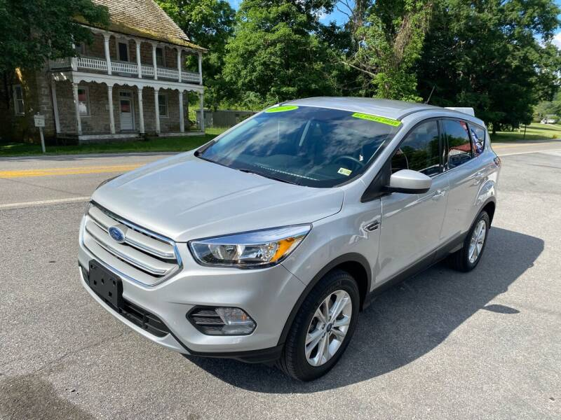 2019 Ford Escape for sale at THE AUTOMOTIVE CONNECTION in Atkins VA