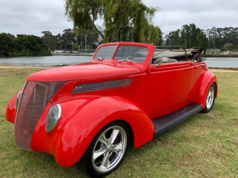 1937 Ford Street ROD  for sale at Dodi Auto Sales in Monterey CA