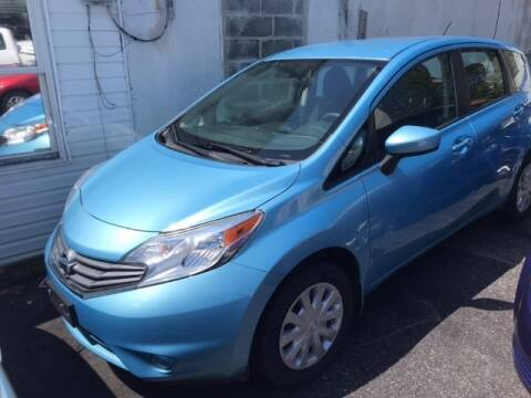 2015 Nissan Versa Note for sale at Bay Motors Inc in Baltimore MD