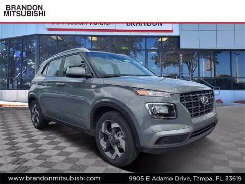 2021 Hyundai Venue for sale at Brandon Mitsubishi in Tampa FL