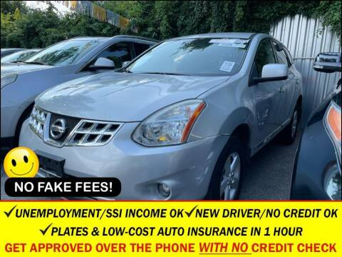 2013 Nissan Rogue for sale at AUTOFYND in Elmont NY