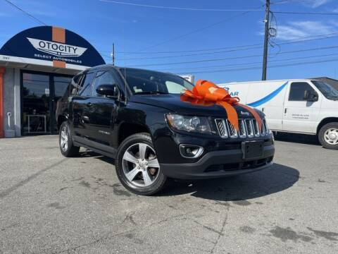 2016 Jeep Compass for sale at OTOCITY in Totowa NJ