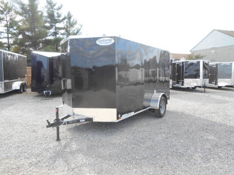 2021 Continental Cargo RSV-Series 6x12 for sale at Jerry Moody Auto Mart - Trailers in Jeffersontown KY