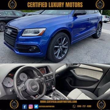 2017 Audi SQ5 for sale at Certified Luxury Motors in Great Neck NY