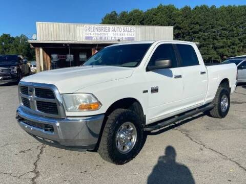 2011 RAM Ram Pickup 2500 for sale at Greenbrier Auto Sales in Greenbrier AR