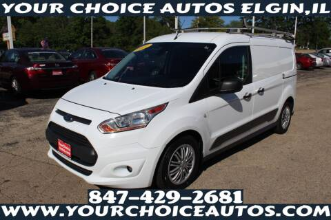 2017 Ford Transit Connect Cargo for sale at Your Choice Autos - Elgin in Elgin IL