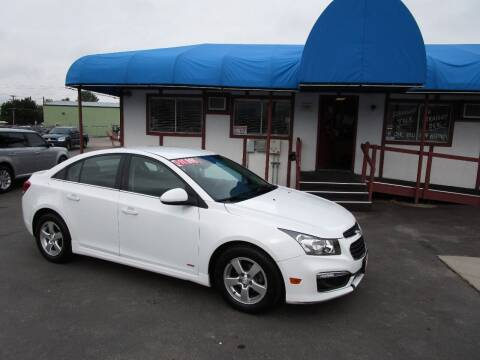 2016 Chevrolet Cruze Limited for sale at Jim's Cars by Priced-Rite Auto Sales in Missoula MT