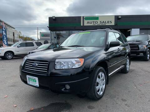 2008 Subaru Forester for sale at Wakefield Auto Sales of Main Street Inc. in Wakefield MA