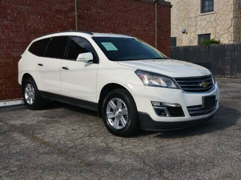 2014 Chevrolet Traverse for sale at Kelley Autoplex in San Antonio TX