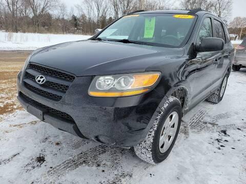 2009 Hyundai Santa Fe for sale at Hwy 13 Motors in Wisconsin Dells WI