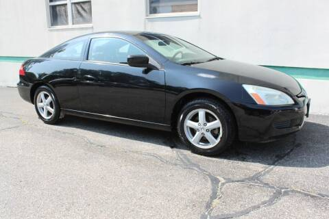 2005 Honda Accord for sale at Encore Auto in Niles MI