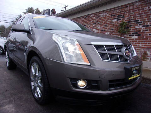 2011 Cadillac SRX for sale at Certified Motorcars LLC in Franklin NH