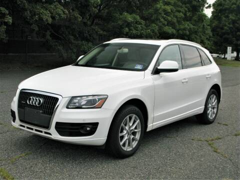 2012 Audi Q5 for sale at The Car Vault in Holliston MA