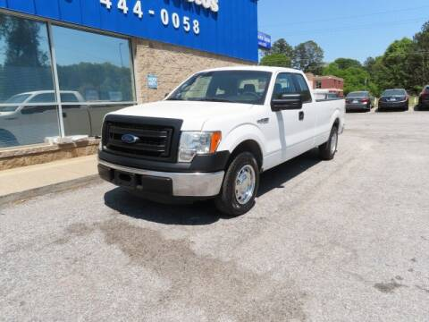 2013 Ford F-150 for sale at Southern Auto Solutions - 1st Choice Autos in Marietta GA