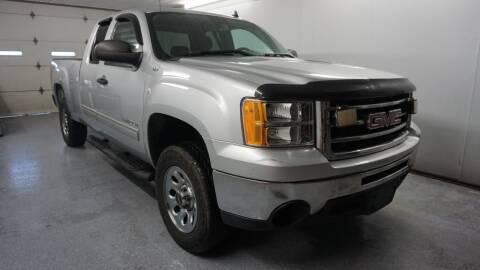 2012 GMC Sierra 1500 for sale at World Auto Net in Cuyahoga Falls OH