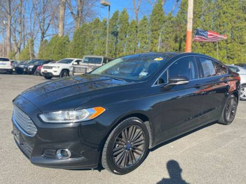 2014 Ford Fusion for sale at Bloomingdale Auto Group in Bloomingdale NJ