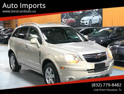 2009 Saturn Vue for sale at Auto Imports in Houston TX