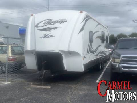 2011 Keystone Cougar for sale at Carmel Motors in Indianapolis IN