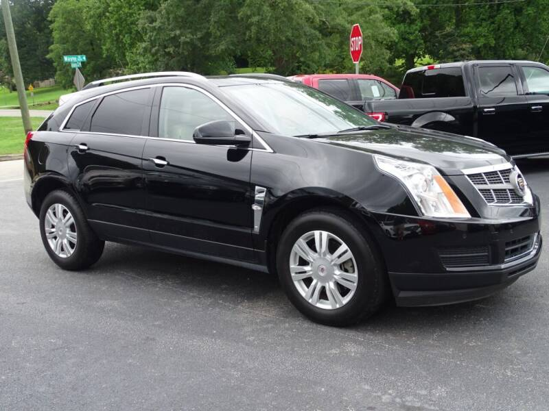 2010 Cadillac SRX for sale at Luxury Auto Innovations in Flowery Branch GA
