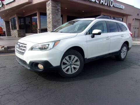 2016 Subaru Outback for sale at Lakeside Auto Brokers in Colorado Springs CO