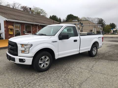 2016 Ford F-150 for sale at J.W.P. Sales in Worcester MA
