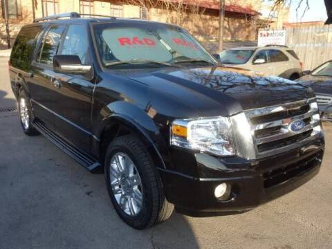2011 Ford Expedition EL for sale at R & D Motors in Austin TX